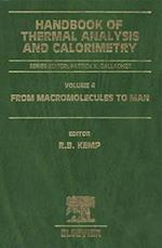Handbook of Thermal Analysis and Calorimetry (Handbook of Thermal Analysis and Calorimetry, nr. 4)