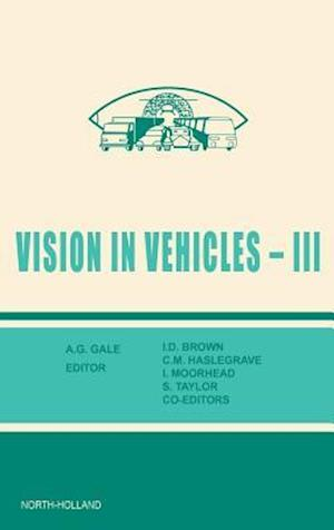 VISION IN VEHICLES - III