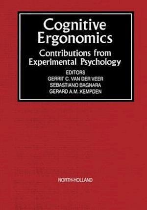 Bog, hardback Cognitive Ergonomics af G A M Kempen, Sebastiano Bagnara, G C van der Veer