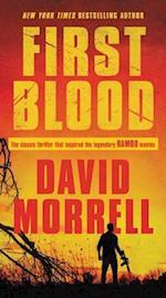 First Blood af David Morrell