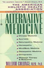 American Holistic Health Association Complete Guide to Alternative Medicine af William Collinge