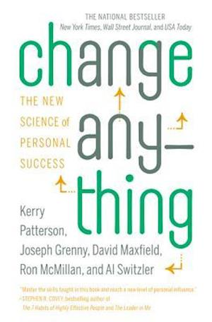 Bog, paperback Change Anything af David Maxfield, Joseph Grenny, Al Switzler