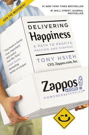 Bog, paperback Delivering Happiness af Tony Hsieh