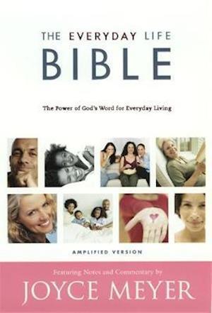 Bog, hardback The Everyday Life Bible af Joyce Meyer