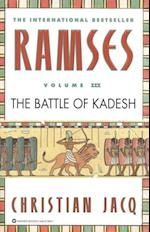 Ramses: The Battle of Kadesh - Volume III af Christian Jacq