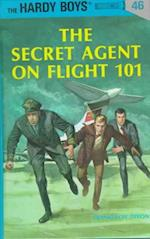 The Secret Agent on Flight 101 (The Hardy Boys)