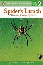 Spider's Lunch (All Abroad Reading)