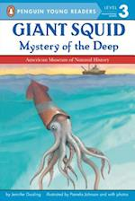 Giant Squid (All Aboard Reading Paperback)