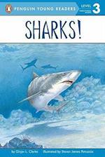 Sharks! af Ginjer L Clarke, Steven James Petruccio