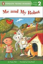 Me and My Robot (All Aboard Reading. Station Stop 1)