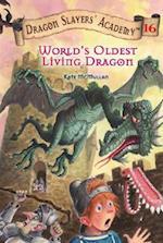 World's Oldest Living Dragon (Dragon Slayers' Academy)