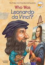 Who Was Leonardo Da Vinci? af Roberta Edwards, True Kelley