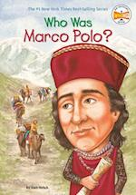 Who Was Marco Polo? af John O Brien, Joan Holub