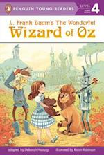 L. Frank Baum's The Wonderful Wizard of Oz af L Frank Baum