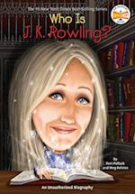 Who Is J. K. Rowling? (Who Was...?)