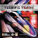Terrific Trains af Dennis Shealy