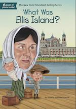 What Was Ellis Island? af Patricia Brennan Demuth