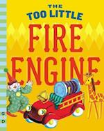 The Too Little Fire Engine (G D Vintage)