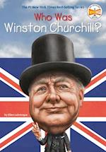 Who Was Winston Churchill? af Ellen Labrecque