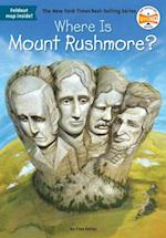 Where Is Mount Rushmore? af True Kelley