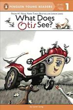 What Does Otis See? (Penguin Young Readers, Level 1)