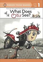What Does Otis See? (Penguin Young Readers)
