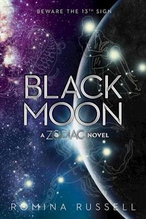 Bog, paperback Black Moon af Romina Russell