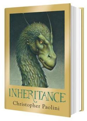 Inheritance Deluxe Edition (The Inheritance Cycle Book 4) af Christopher Paolini