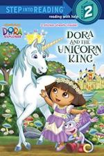 Dora and the Unicorn King af Random House