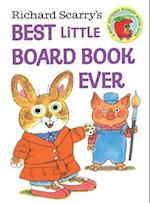Richard Scarry's Best Little Board Book Ever (Richard Scarry)