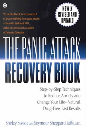 Bog, paperback The Panic Attack Recovery Book af Shirley Swede