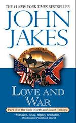 Få Love and War af John Jakes som Paperback bog på engelsk