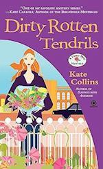 Dirty Rotten Tendrils (Flower Shop Mysteries)