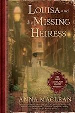Louisa and the Missing Heiress (Louisa May Alcott Mystery, nr. 1)