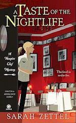 A Taste of the Nightlife (Vampire Chef, nr. 1)