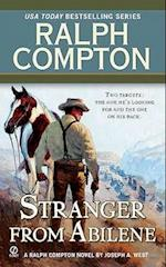 The Stranger from Abilene (Ralph Compton Novels Paperback)