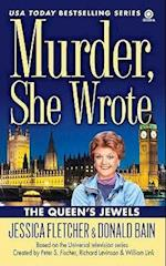 The Queen's Jewels (Murder She Wrote Mysteries)