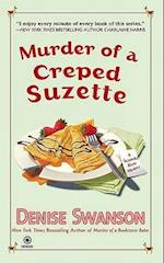 Murder of a Creped Suzette af Denise Swanson