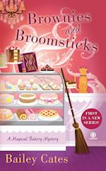 Brownies and Broomsticks (Magical Bakery)