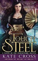 Touch of Steel (Clockwork Agents Novels)