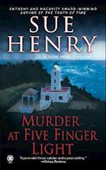 Murder at Five Finger Light (A Jessie Arnold Mystery)