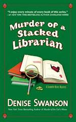 Murder of a Stacked Librarian (Scumble River Mysteries)