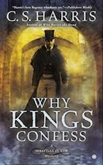 Why Kings Confess af C. S. Harris
