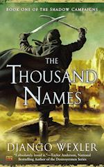 The Thousand Names (Shadow Campaigns)