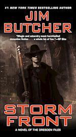 Storm Front af Jim Butcher