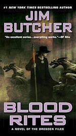Blood Rites af Jim Butcher