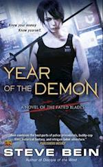 Year of the Demon (Fated Blades)