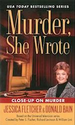 Close-up on Murder af Jessica Fletcher