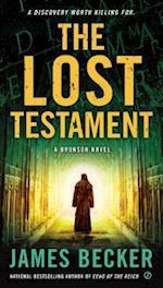 The Lost Testament af James Becker