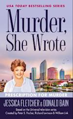 Prescription for Murder af Jessica Fletcher